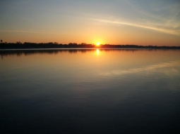 false-river-sunrise